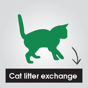 Cat Litter Exchange